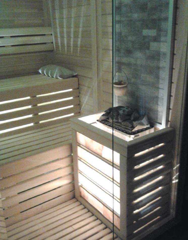 cool queste saune sono adatte sia per luutilizzo pubblico hotels agriturismi spa centri wellness ...