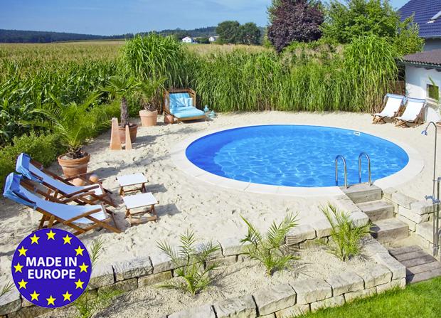 Prezzi piscine rigide fuori terra o interrabili kit - Piscine semi interrate prezzi ...