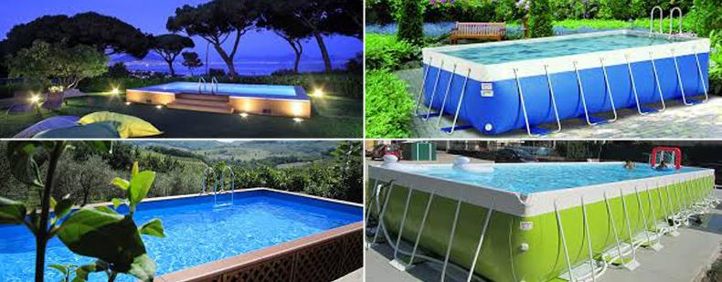 Prezzi piscine fuori terra interrate e semi interrate di for Piscine fuori terra piccole dimensioni
