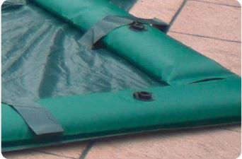 Copertura invernale wincover per piscine prezzo offerta - Salsicciotti per piscina ...