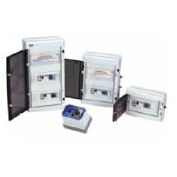 Centralina elettrica monofase A per impianti di filtrazione