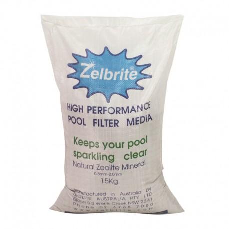 Zelbrite sacco da 15 kg prezzo euro 24 90 per filtri for Filtri piscina