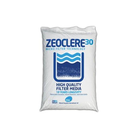 Zelbrite zeolite sacco da 20 kg prezzo offerta per for Pompe e filtri per laghetti da giardino