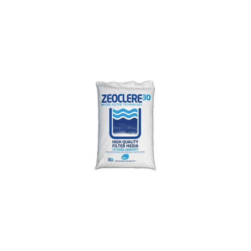 Zelbrite zeolite sacco da 20 kg prezzo offerta per filtri piscina for Pompe e filtri per laghetti da giardino