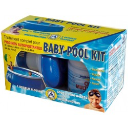 Baby Pool Kit Mareva Cloro Multifunzione