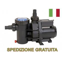 Pompa piscina Marinox serie KI-F. Made in Italy.