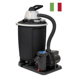 Monoblocco Marinox FI-50. Filtro a sabbia e pompa da 6 mc/h