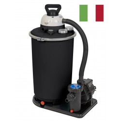 Monoblocco Marinox FI-75. Filtro a sabbia e pompa da 10 mc/h