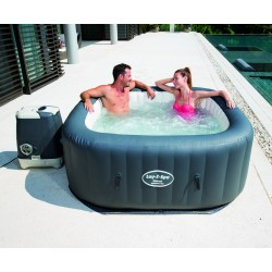 Bestway Piscina Idromassaggio LAY-Z-SPA HYDROJET- AIRJET PRO HAWAII