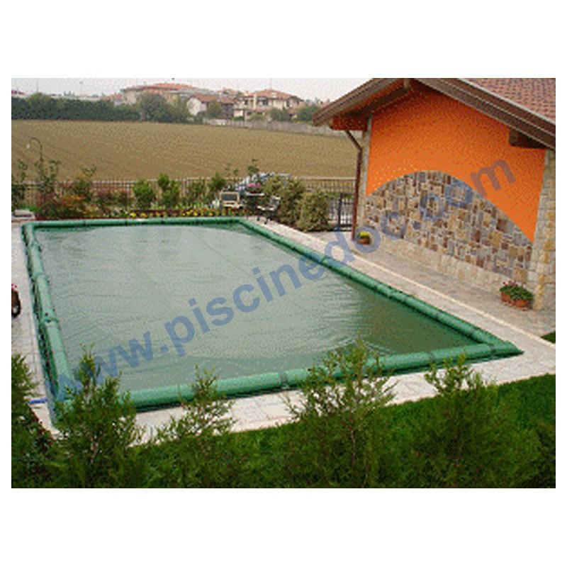 Copertura invernale wincover per piscina 8 x 4 m prezzo for Piscina 8 metri x 4