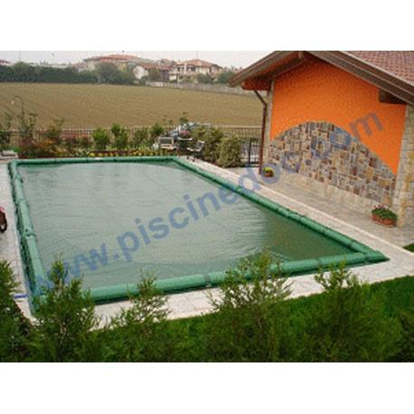 Copertura invernale wincover per piscina 11 x 5 m prezzo for Piscina 50 m