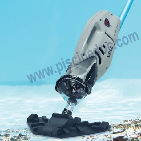 Dogfish FX8 aspiratore a batteria per fondo piscina