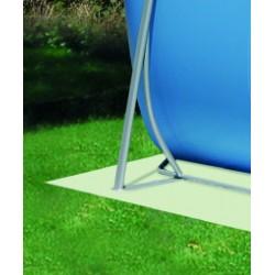 Tappetino protettivo universale 305 x 305 cm