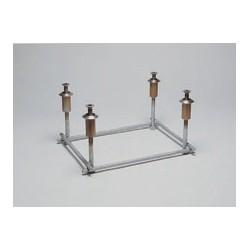 Kit fissaggio per trampolino Delfino