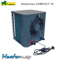 Pompa di calore per piscina Heatermax Compact 10