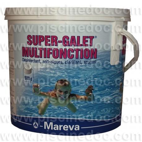 Pastiglie 500 gr Reva Klor Cloro Multifunzione  per piscina