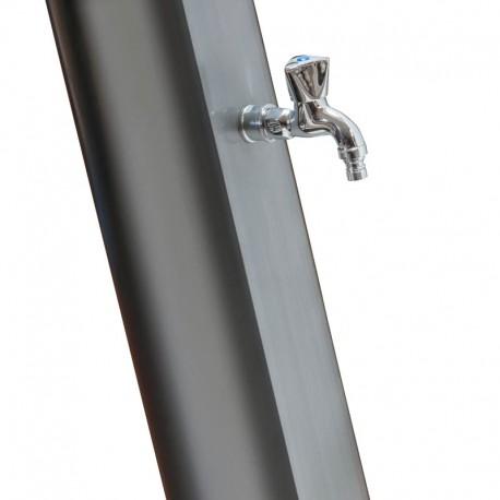 Doccia Solare con lavapiedi 40 litri PVC