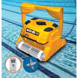 Dolphin Wave 100 - Maytronics Robot pulitore per piscina