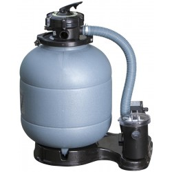 Monoblocco Filtro e pompa da 6 mc/h Gre FS400