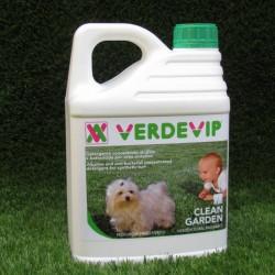 Detergente Erba finta sintetica - Battericida igenizzante, al profumo di Fieno. Resa 350 mq