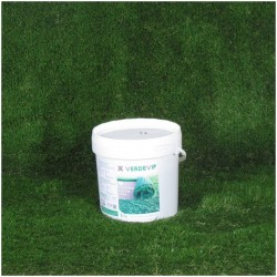 Colla bicomponente Poliuretanico per fissaggio erba sintetica - 5,5 Kg - resa metri lineari 12