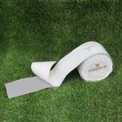 Banda PREINCOLLATA per fissaggio erba sintetica cm 12,5 x 20 m lineari