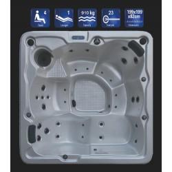 Dream SPA Wellness 5 - 5 posti vasca idromassaggio