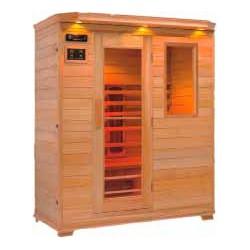 Sauna Infrarossi Sun 3 posti