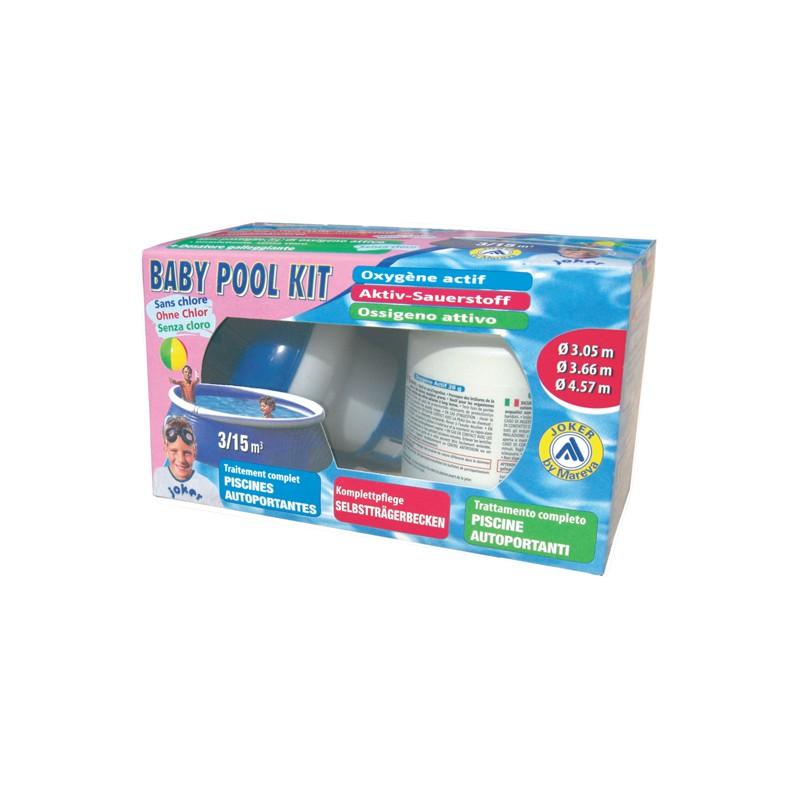 Baby pool kit trattamento ossigeno attivo disinfettante - Ossigeno attivo per piscine ...