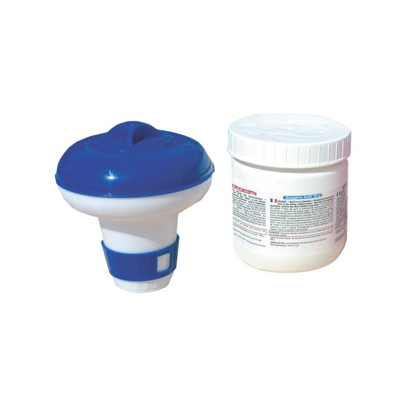Baby pool kit trattamento ossigeno attivo disinfettante for Cloro nelle piscine