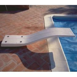 Trampolino Delfino da 1,60 m Kit completo