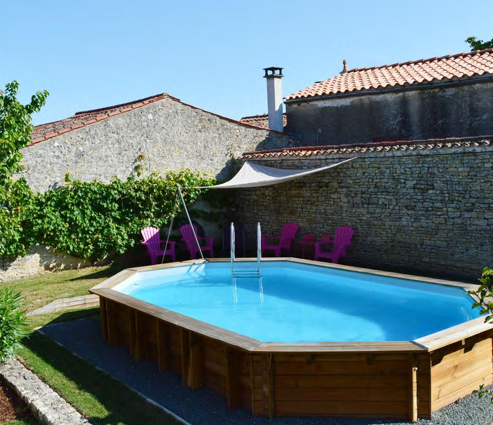 Piscine Interrate Prezzi Tutto Compreso piscine in legno a prezzi scontati e consegna gratuita